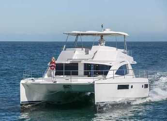Rent a power catamaran  in Nanny Cay - Leopard 51