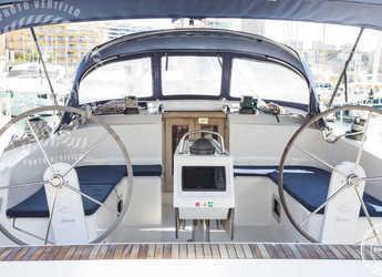 Chartern Sie segelboot Bavaria 46 Cruiser in Cala Nova, Palma de mallorca