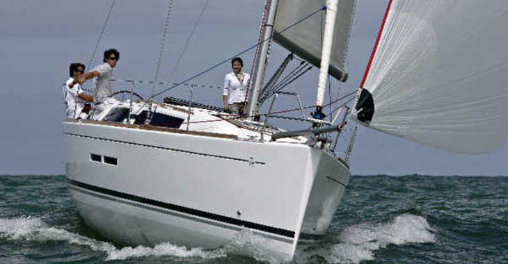 Alquilar velero Dufour 375 Grand Large en Cala Nova, Palma de mallorca