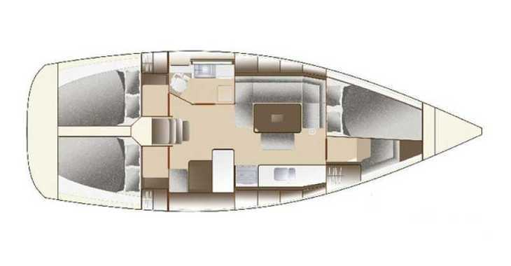 Alquilar velero en Cala Nova - Dufour 375 Grand Large