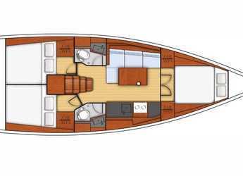 Alquilar velero Oceanis 38.1 en Marina Kornati, Kornati-Biograd