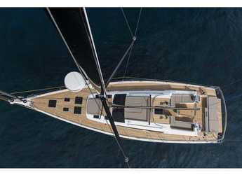 Rent a sailboat in Marina Frapa - Dufour 56 Exclusive