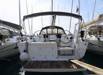Rent a sailboat in Marina Kastela - Dufour 460 Grand Large