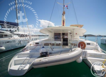 Rent a catamaran in Marina Baotić - Lipari 41 Evolution