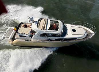 Chartern Sie motorboot in Marina Mandalina - Marex 370 ACC
