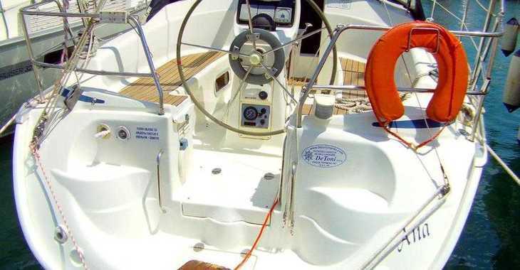Rent a sailboat in Trogir (ACI marina) - Bavaria 30 Cruiser