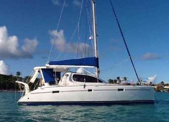 Rent a catamaran in Sea Cows Bay - Leopard 40