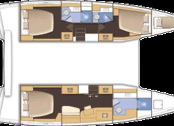 Rent a catamaran Lagoon 42 in Nanny Cay, Tortola