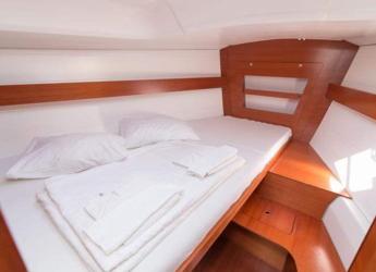 Chartern Sie segelboot Dufour 375 Grande Large in Sa ràpita, Campos