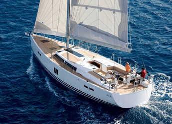 Rent a sailboat in Marina Real Juan Carlos I - Hanse 445