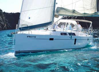 Chartern Sie segelboot in Marina Real Juan Carlos I - Hanse 445