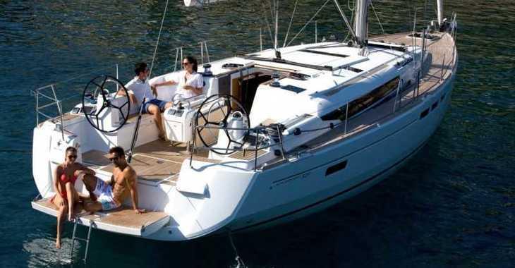 Alquilar velero en Marina Baotić - Sun Odyssey 509