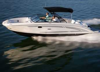 Rent a yacht in Marina Ibiza - Sea Ray 290 SLX
