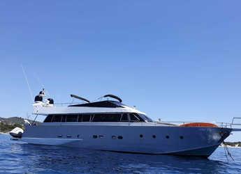 Rent a yacht in Marina Ibiza - Baglietto 24