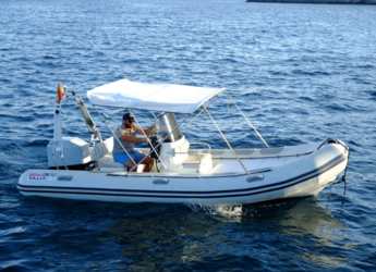 Rent a dinghy in Marina Botafoch - Valiant 570