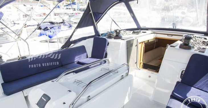 Alquilar velero Sun Odyssey 509 en Cala Nova, Palma de mallorca