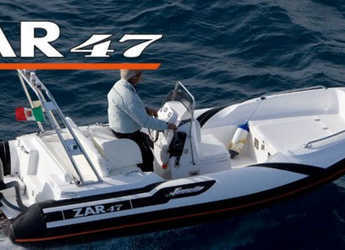 Rent a dinghy in Port of Pollensa - Zar 47