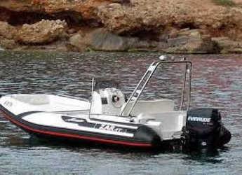 Chartern Sie schlauch-/beiboot Zar 47 in Port of Pollensa, Pollensa