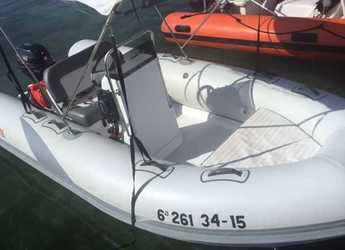 Rent a dinghy in Port of Pollensa - Aruba CL 14