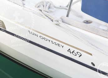 Alquilar velero Sun Odyssey 469 en Cala Nova, Palma de mallorca