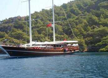 Louer goélette Gulet 35 à Marmaris, Turkey