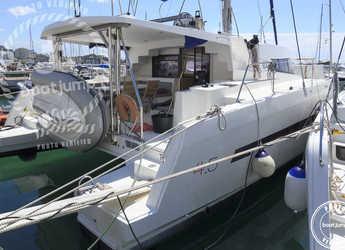 Alquilar catamarán Bali 4.5 en Cala Nova, Palma de mallorca