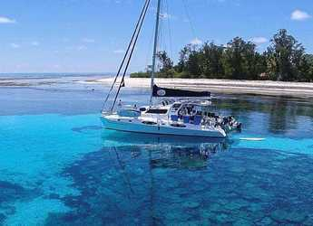 Alquilar catamarán Royal Cape 53 en Compass Point Marina, Saint Thomas