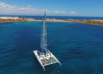 Rent a catamaran in Marina Deportiva Alicante - Fountaine Pajot