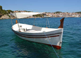 Rent a motorboat in Girona - PUNTA PRIMA 5.0