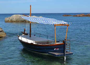 Rent a motorboat in Girona - Capeador 28 Solarium