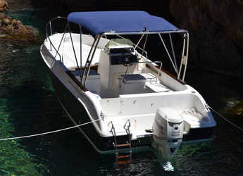 Rent a motorboat in Girona - Marinello Eden 22 Open