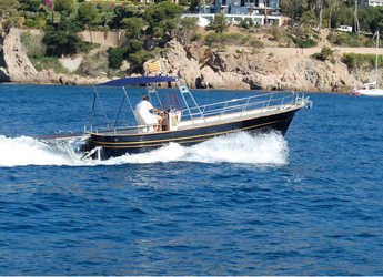Chartern Sie motorboot Fratelli Aprea 8 Open in Marina Palamos, Palamos