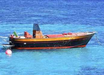 Chartern Sie motorboot Apreamare 9 Open  in Marina Palamos, Palamos