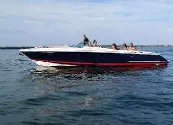 Rent a motorboat in Marina Palamos - Chris Craft Corsair 28