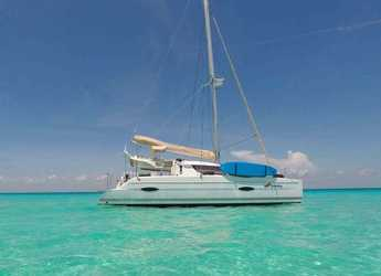 Alquilar catamarán Fountaine Pajot 41 en American Yacht Harbor, Red Hook