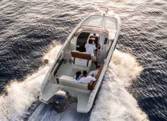 Rent a motorboat Invictus 240CX in Port of Santa Eulària , Santa Eulària des Riu