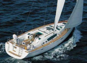 Rent a sailboat in Marina Baotić - Oceanis 45