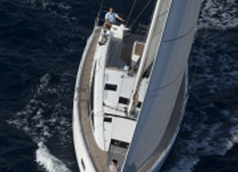 Rent a sailboat in Marina Baotić - Jeanneau 54