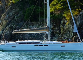Rent a sailboat in ACI Marina Dubrovnik - Sun Odyssey 519