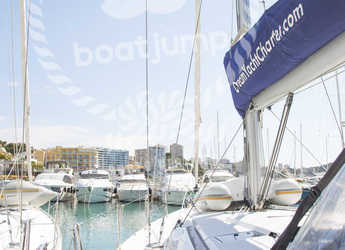 Chartern Sie segelboot in Cala Nova - Sun Odyssey 509