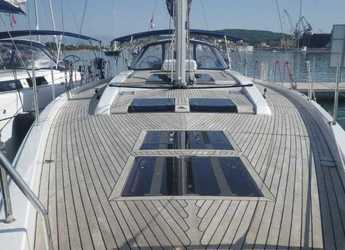 Alquilar velero Hanse 575 en Marina Baotić, Seget Donji