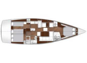 Alquilar velero Bavaria 46 Vision en Marina Baotić, Seget Donji