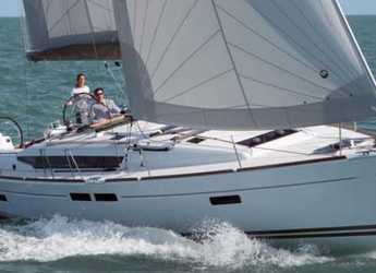 Rent a sailboat in Marina Baotić - Sun Odyssey 469