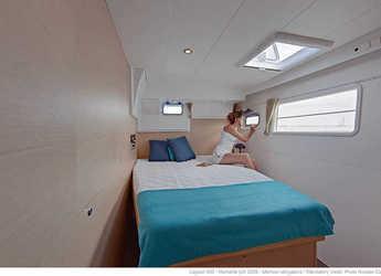 Rent a catamaran in Marina Baotić - Lagoon 400
