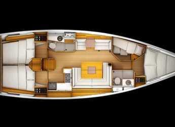 Rent a sailboat in Marina Baotić - Sun Odyssey 439