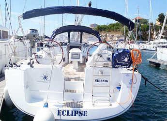 Rent a sailboat in Marina Baotić - Oceanis 43