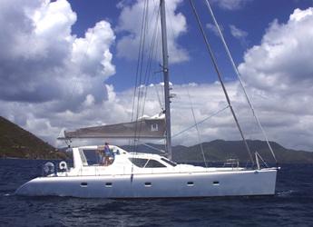Rent a catamaran in Nanny Cay - Voyage 600