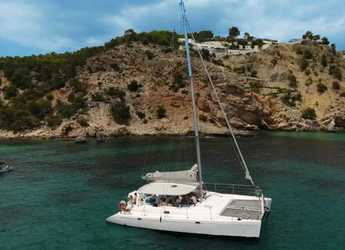 Rent a catamaran in Port d'andratx - Voyage DC45