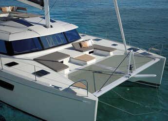 Alquilar catamarán Saba 50 en Port Purcell, Joma Marina, Road town