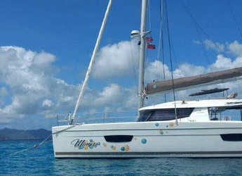 Rent a catamaran in Port Purcell, Joma Marina - Helia 44 Evolution